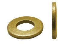 DIN 6796 цинк жовтий Шайба тарільчаста