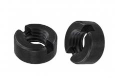 DIN 546 сталь Гайка кругла шліцева - Інтернет-магазин Dinmark