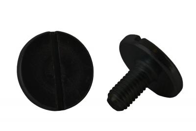 DIN 921 5,8 Гвинт зі збільшеною циліндричною головкою і прямим шліцом
