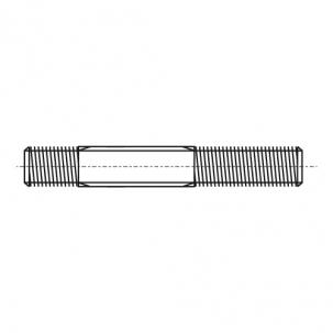 DIN 939 10,9 Шпилька різьбова з допуском 1,25d