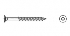 https://dinmark.com.ua/images/ART 9042 Саморез с потайной головкой под torx - Інтернет-магазин Dinmark