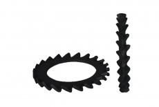 DIN 6798-A сталь Шайба стопорна зубчаста