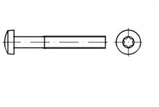 DIN 7985 4,8 цинк Гвинт з напівкруглою головкою torx - Інтернет-магазин Dinmark