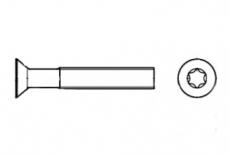 DIN 965 A4 Винт с потайной головкой под torx