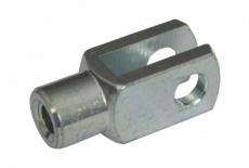 DIN 71752-G цинк Вилочна головка ліва різьба