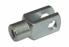 DIN 71752-G цинк Вилочна головка левая резьба