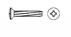 https://dinmark.com.ua/images/DIN 7516 E Гвинт з напівпотайною головкою самонарізаючий - Інтернет-магазин Dinmark