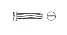 https://dinmark.com.ua/images/DIN 7513 B Гвинт з циліндричною головкою самонарізаючий