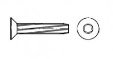 https://dinmark.com.ua/images/DIN 7516 DE Винт с потайной головкой самонарезающий под torx