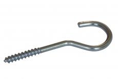 AN 509 цинк Шуруп с крючком - Інтернет-магазин Dinmark