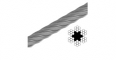 https://dinmark.com.ua/images/DIN 3055 Трос стальной 6х7 + FC