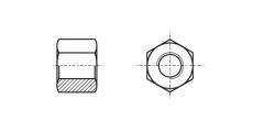 https://dinmark.com.ua/images/AN 122 Гайка шестигранна з трацепевидною різьбою