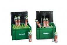 Комплект анкер химический полиестерная смола Multi Anchor CE7 - Інтернет-магазин Dinmark