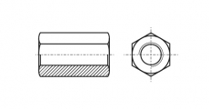 https://dinmark.com.ua/images/DIN 6334 Гайка висока шестигранна