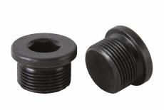 DIN 908 Заглушка резьбовая цилиндрическая с мелким шагом