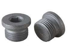 DIN 908 цинк платков Заглушка резьбовая цилиндрическая с мелким шагом