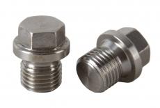 DIN 910 A4 Заглушка різьбова з дрібним кроком