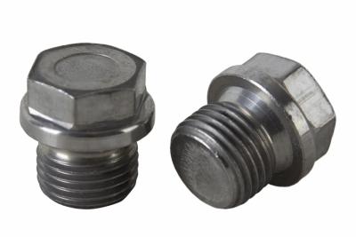 DIN 910 Заглушка різьбова з дрібним кроком