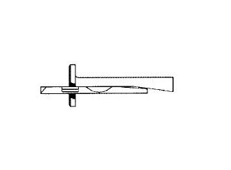 AN 305 цинк Анкер для фіксації