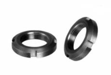 DIN 981 Гайка шліцева стальна - Інтернет-магазин Dinmark