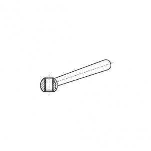 DIN 99 Гайка-ручка зажимна стальна