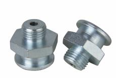 DIN 3404 M цинк Пресс-масленка прямая