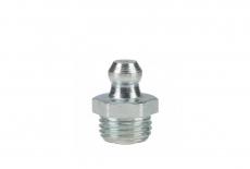 DIN 71412 А цинк Пресс-масленка гидравлическая прямая 180 градусов