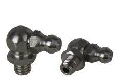 DIN 71412 С A1 Пресс-масленка гидравлическая угловая 90 градусов