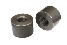 AN 117 сталь Гайка цилиндрическая с трапециевидной резьбой