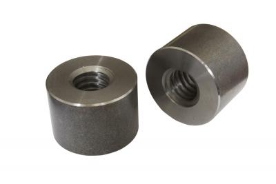 AN 117 Гайка циліндрична з трапецевидною різьбою стальна