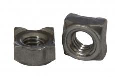 DIN 928 Гайка квадратная приварная стальная