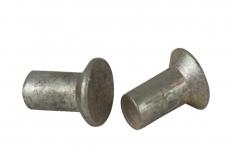 DIN 661 сталь Заклепка под молоток с потайной головкой