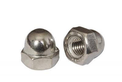 DIN 1587 A4 Гайка колпачковая