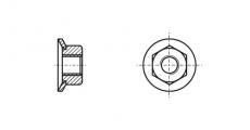 https://dinmark.com.ua/images/ART 9085 Гайка комбинированная шестигранная с шайбой