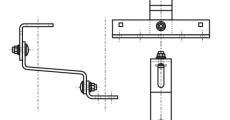 https://dinmark.com.ua/images/ART 9525 Кронштейн крепления для солнечных систем