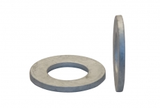 DIN 125 алюміній Шайба плоска