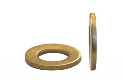 DIN 125 латунь Шайба плоская
