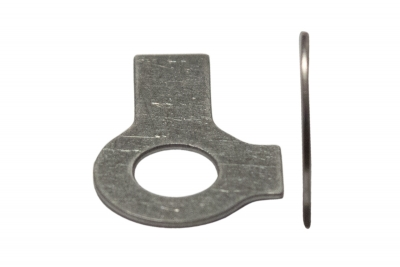 DIN 463 A4 Шайба стопорная с двумя лапками