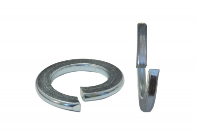 DIN 127-B цинк Шайба пружинная (Гровер)