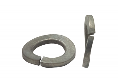 DIN 128-A цинк Шайба стопорная пружинная