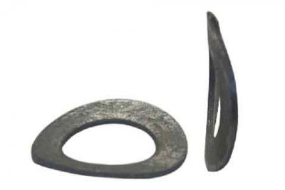 DIN 137 A цинк Шайба пружинная волнистая