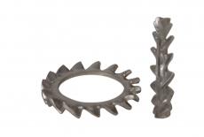 DIN 6798-A A2 Шайба стопорна зубчаста
