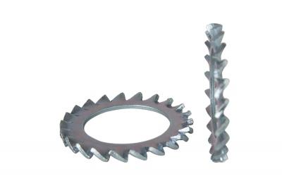 DIN 6798-A цинк Шайба стопорная зубчатая