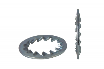 DIN 6798-J A4 Шайба стопорная зубчатая