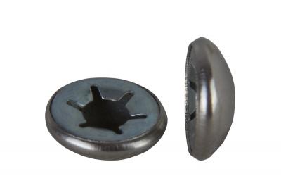 AN 83 Шайба Starlock со стальным колпачком без покрытия