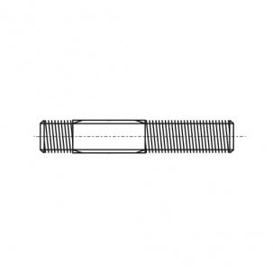 DIN 938 8,8 цинк Шпилька резьбовая с допуском 1d