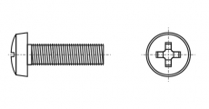https://dinmark.com.ua/images/DIN 7985 Гвинт з напівкруглою головкою