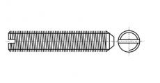 https://dinmark.com.ua/images/DIN 553 Винт установочный с прямым шлицем и коническим концом