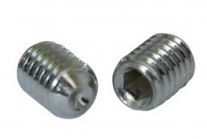 DIN 916 Гвинт установочний з внутрішнім конусом стальний