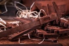 Шоколадний штангенциркуль